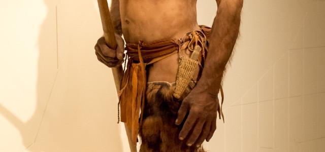 Ötzi, l'uomo del Similaun, parente dei sardi?